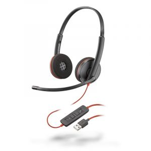 Poly Blackwire C3220 USB-A Headset