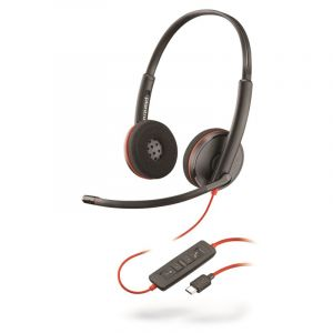 Plantronics Blackwire C3220 USB-C Headset