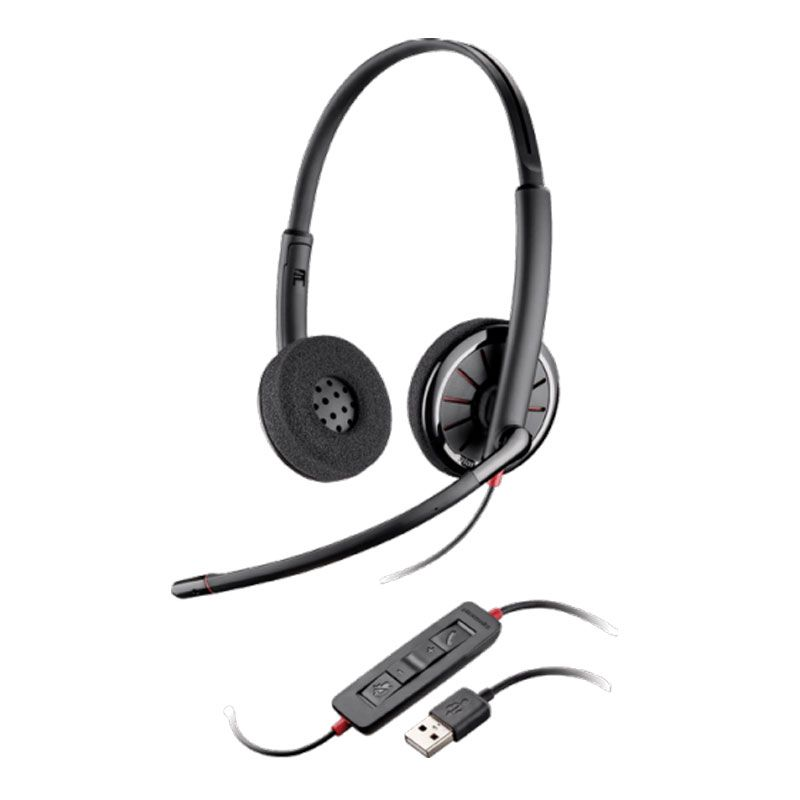 Plantronics Blackwire C320 M Headset